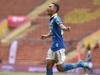 Cetak Gol ke Gawang Hanoi FC, Penyerang Anyar Persib Enggan Bangga
