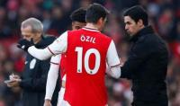 Rencana Arteta agar Ozil Kembali Impresif di Arsenal