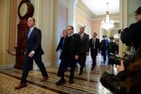 Sidang Pemakzulan Trump, Senat Blokir Upaya Demokrat Hadirkan Saksi dan Bukti
