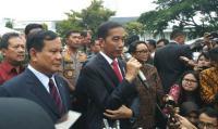 Jokowi Minta Prabowo Susun Rencana Strategis Kesejahteraan Prajurit