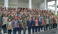 Jokowi Ingatkan TNI soal Perkembangan Teknologi Pertahanan