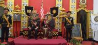 Raja Toto Mengelak Tuduhan Menipu Pengikut Keraton Agung Sejagat