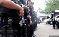 556 Personel Gabungan Jaga Perayaan Imlek di Bandung