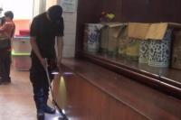 Tim Jibom Polda Sumut Dikerahkan Cek Keamanan Wihara Jelang Imlek