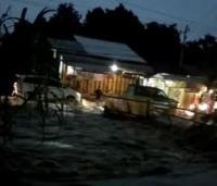 Hujan Deras, 8 Kecamatan di Tegal Terendam Banjir
