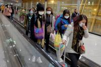 Wabah Virus Korona, AS dan Kanada Berlakukan <i>Travel Warning</i> ke China