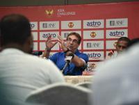 Pelatih Persib Bangga dengan Peningkatan Kualitas Pemain Maung Bandung