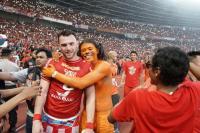 Harapan Penyerang Persija Marko Simic soal Penyelenggaraan Piala Presiden Tahun Depan