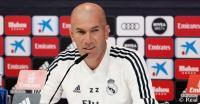 Jelang Zaragoza vs Madrid, Zidane Bicara Transfer Pemain