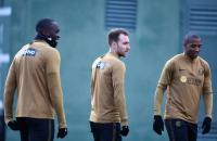 Baru Gabung, Eriksen Langsung Jalani Latihan Bersama Inter