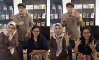 Viral Pujangga Indonesia Main TikTok Goyang Ubur-Ubur