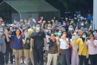 18 Warga Sulsel Kembali dari Natuna, Satu Orang Tunda Kepulangan ke Makassar