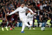 Semenjak Ronaldo Pergi, Ramos Jadi Penendang Penalti Terbaik Madrid