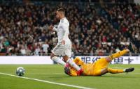 Madrid vs Celta, Hazard Tak Suka Laga Comeback-nya Berakhir Imbang