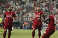 Atletico vs Liverpool, Oblak Tak Mau Fokus pada Trio Firmino-Salah-Mane