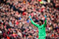 Atletico Madrid vs Liverpool, Alexander-Arnold Bersyukur The Reds Miliki Alisson