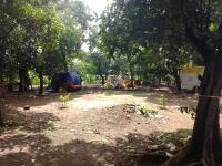 Hujan Jadi Kendala Petugas Bersihkan Area Terpapar Radiasi di Batan Indah
