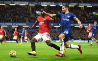 Chelsea vs Man United, Solskjaer Puji Penampilan Perdana Bailly Usai Cedera