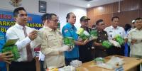 BNN Minta Oknum Polisi Terlibat Pengiriman 10 Kg Sabu Dihukum Mati