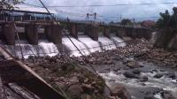 Debit Air Bendung Katulampa Tinggi, Jakarta dan Bekasi Waspada Banjir