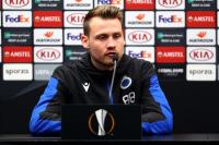 Club Brugge vs Man United, Mignolet Yakin Timnya Bisa Atasi De Gea Dkk