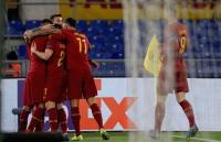 AS Roma vs Gent, Il Lupi Menang Tipis di Olimpico