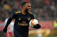 Lacazette Sayangkan Arsenal Hanya Menang 1-0 atas Olympiakos