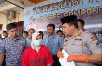 Gadaikan Motor Rental, Ibu Muda di Pamekasan Ditangkap Polisi