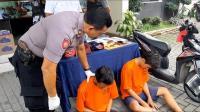 Sudah Beraksi 20 Kali, Komplotan Curanmor di Surabaya Ditembak