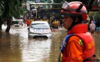 3 Kelurahan di Jakarta Pusat Terendam Banjir, Paling Tinggi 40 Cm