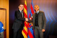 Transfer Braithwaite Diprediksi Bakal Pengaruhi Klasemen Liga Spanyol 2019-2020