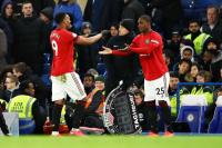 Pascalaga Club Brugge vs Man United, Ighalo Janji Segera Cetak Gol