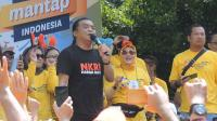 Didi Kempot Goyang Nasabah Bank Mantap di Semarang