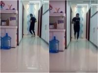 Jalani Karantina Gegara Covid-19, Pelari Maraton China Tempuh 50 Km di Apartemennya