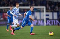 SPAL vs Juventus, Ramsey Akui Tak Mudah Taklukkan Tim Juru Kunci