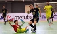 Berlangsung Sengit, Cosmo FC Imbangi SKN FC Kebumen 5-5