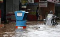Imbas Banjir, 721 Gardu Listrik di Jawa Barat Dipadamkan