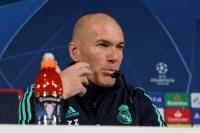 Madrid vs Man City, Zidane: Kami Ingin Buat Para Fans Bangga
