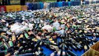 Antisipasi Klitih, Polres Kulonprogo Sita Ratusan Botol Miras
