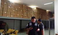 BPOM Periksa Kandungan Berbahaya di Produk Pabrik Kosmetik Ilegal di Cirebon