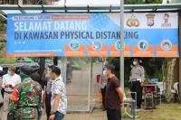 Cegah Sebaran Corona, 10 Perumahan di Malang Tutup Akses Bagi Warga Luar