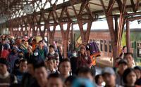 Pandemi Covid-19, Anggaran Mudik Gratis Bisa Dialihkan ke <i>Voucher</i> Sembako Lebaran