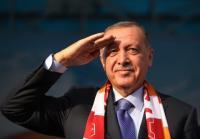 Luncurkan Kampanye Solidaritas Atasi Corona, Presiden Erdogan Sumbang 7 Bulan Gaji