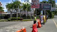 Pemkot Balikpapan Perluas Penutupan Jalan Menjadi 19 Titik Imbas Corona