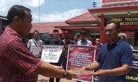 Pandemi Corona, 26 Warga Binaan di Lapas Mojokerto Dibebaskan