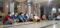 PSBB, Kota Cirebon Tiadakan Salat Jumat hingga Waktu yang Belum Ditentukan