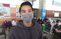 Pandemi Corona, Puluhan Mahasiswa Unhas asal Malaysia Dipulangkan