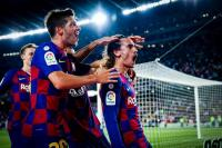 Neymar dan Lautaro Datang, Griezmann Takkan Dijual Barcelona