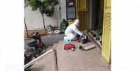 Polisi Imbau Warga Tak Merekam dan Menuduh Orang Pingsan Mendadak Terinfeksi Corona