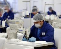 Pandemi Virus Corona, Tahanan di Turki Produksi 1,5 Juta Masker